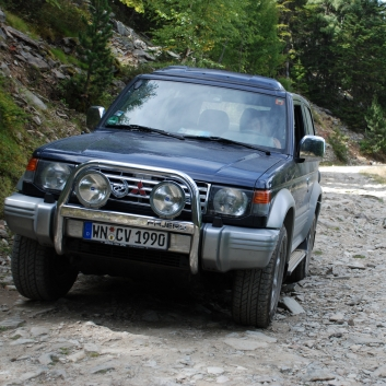 4x4 Tour in den Pyrenaeen Sommer 2010 - 63