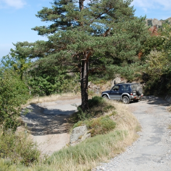 4x4 Tour in den Pyrenaeen Sommer 2010 - 87