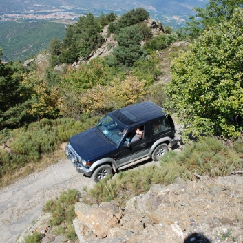 4x4 Tour in den Pyrenaeen Sommer 2010 - 88